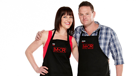 Kat and andre for Y kitchen rules season 6