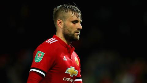 Luke Shaw, Man Utd, 17/18