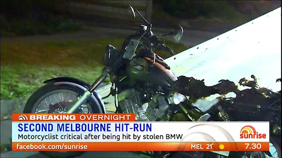 Coburg hit-and-run: Woman arrested over crash involving 13-year-old cyclist