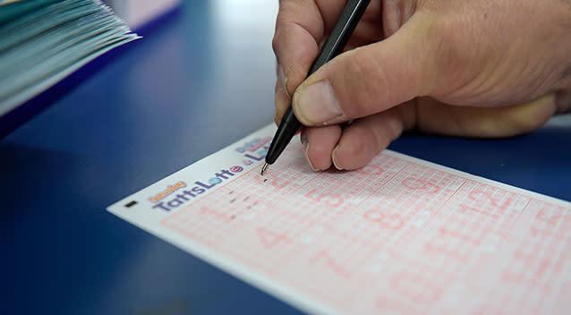 $20 million Lotto jackpot victor comes forward