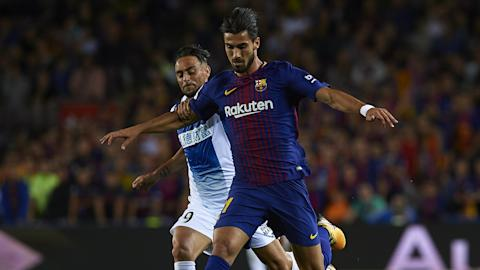 Andre Gomes, Barcelona