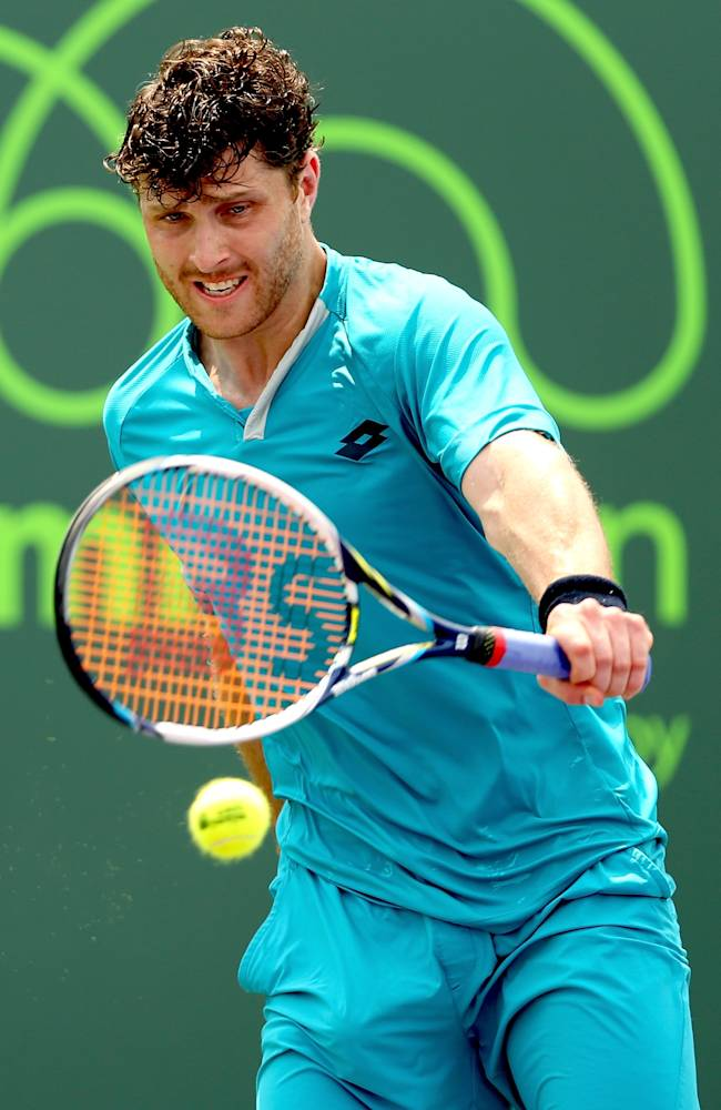 Miami Open Tennis - Day 4