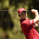 May 14, 2016; Ponte Vedra Beach, FL, USA; Bryce Molder hits his tee shot on the 6th hole during the third round of the 2016 Players Championship golf tournament at TPC Sawgrass - Stadium Course. Mandatory Credit: John David Mercer-USA TODAY Sports