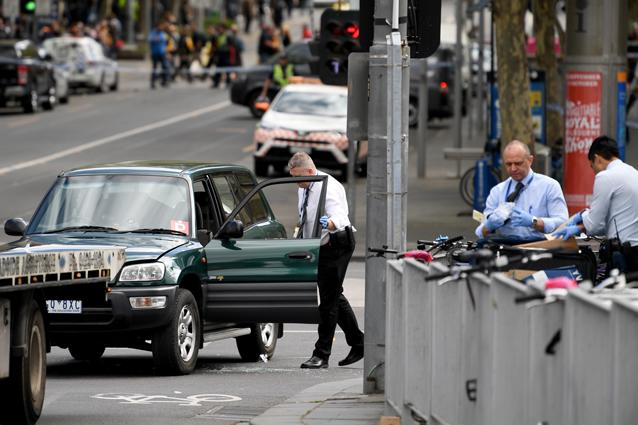 Teen charged with attempted murder over Melbourne security scare