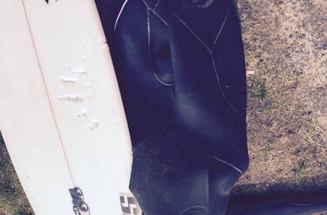 Australian Surfer Says He Punched Attacking Shark, Caught a Wave to Escape