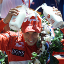 Why Indy 500 winner celebrates with milk (Yahoo Sports)