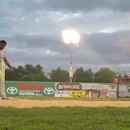 Cubs prospect shatters stadium lights with long batting practice homer