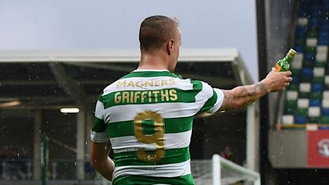 Leigh Griffiths Celtic Linfield