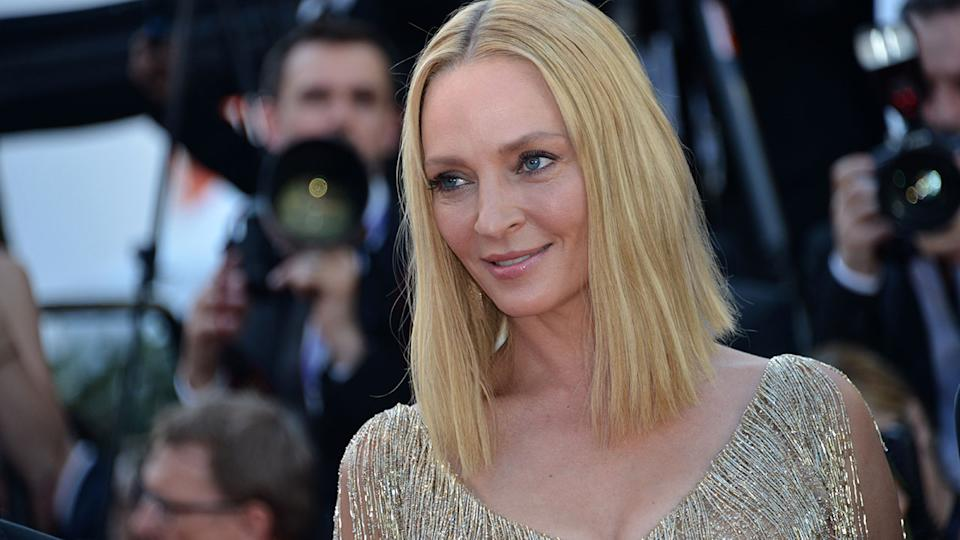 Actress Uma Thurman says in a New York Times article that she was assaulted by disgraced film producer Harvey Weinstein