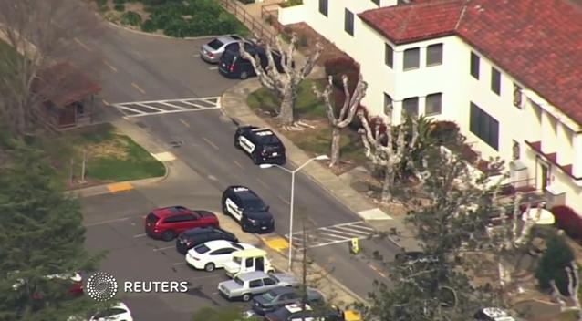 Gunman takes hostages at veterans home in Yountville, California Highway Patrol says