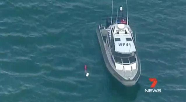 Sea plane crashes with up to six on board