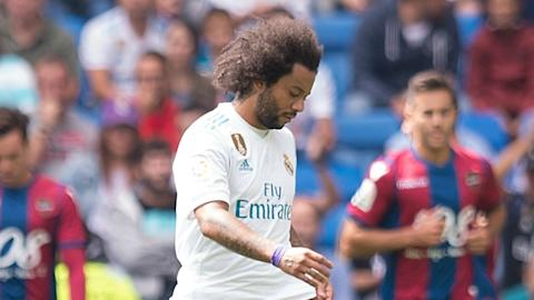 Marcelo signs new Real Madrid contract