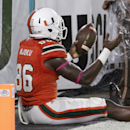 NFL draft profile: Miami (Fla.) TE David Njoku, a young, freakish and ascending athlete