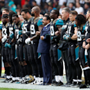 Jaguars owner Shad Khan unites with players in defiance of Trump