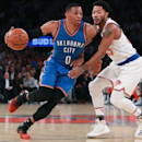 Westbrook in rare NBA territory with fifth straight triple-double (Yahoo Sports)
