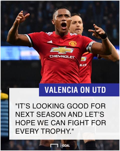 Antonio Valencia Manchester United challenge every trophy