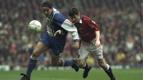 David Hirst Sheffield Wednesday and England