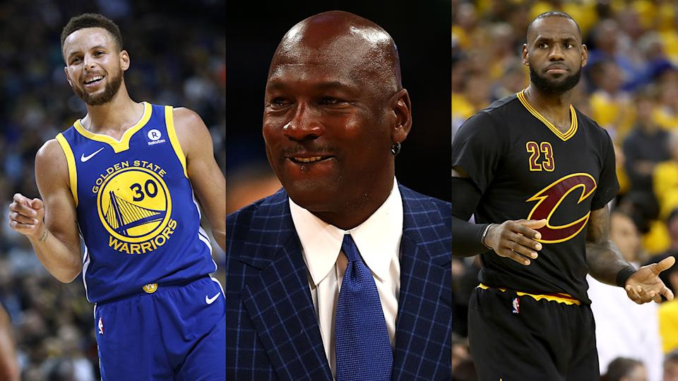 Michael Jordan on National Basketball Association  parity: 28 teams 'are going to be garbage'