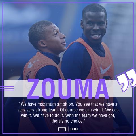 Mbappe Zouma gfx quote