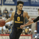 Marquette's Markus Howard ties Big East record by erupting for 52 points