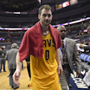 Kevin Love is finally at easy in Cleveland, and that should make the Warriors uncomfortable