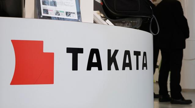 Auto companies put on notice over 'time bomb' Takata airbag recalls