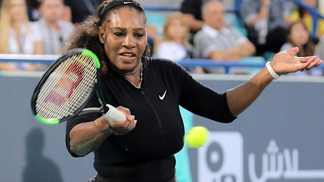 Serena Williams to make competitive return to tennis at Fed Cup