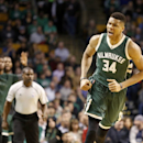 Giannis Antetokounmpo lays out a potential caveat to his Bucks loyalty