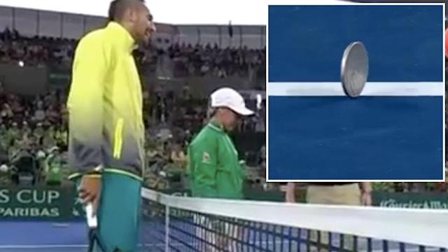 Nick Kyrgios pinpoints elbow injury, not pressure, for Davis Cup loss