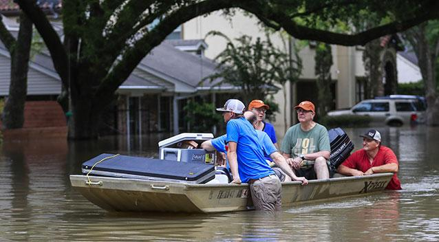 Family warns others after son electrocuted in Harvey floodwater