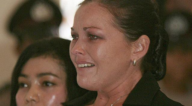 Schapelle Corby's final day in Bali