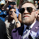 If he wins, would McGregor ever go back to the UFC? (AP)