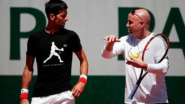 Agassi rejected Djokovic before Graf intervention