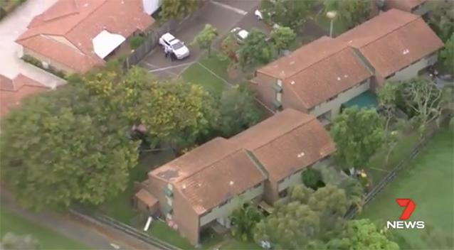 Man dies after being shot in chest at Petrie, north of Brisbane