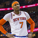Sources: Carmelo Anthony traded to Oklahoma City Thunder