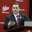 Clean office, clean slate: Archie Miller starting from scratch with reboot of Indiana