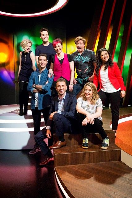 Whose Line Is It Anyway Australia Cast