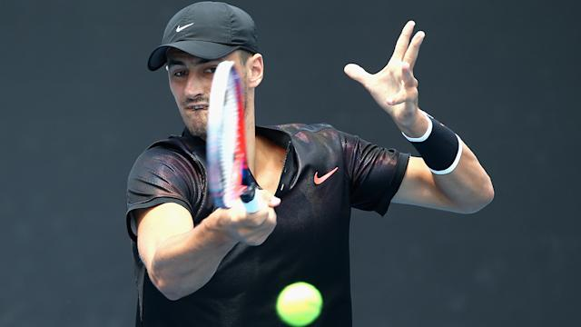 Australian Open: Tomic edges Paul. Wins for Escobedo and Pospisil