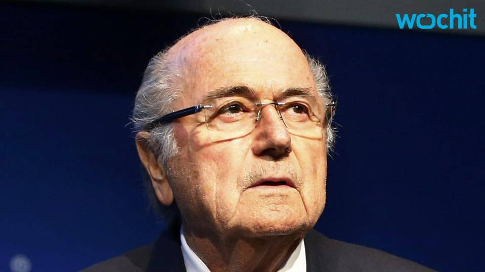 Blatter resigns amid football corruption scandal