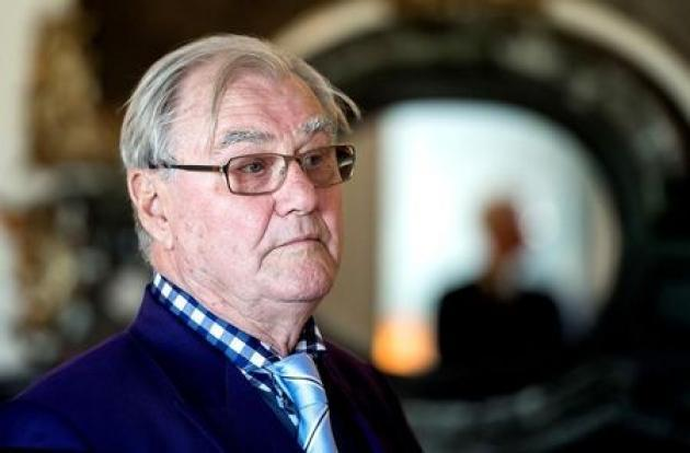 Prince Henrik has passed away after being diagnosed with a benign tumour a fortnight ago. Source Reuters