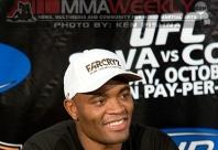 "Anderson Silva ""There's No Way"" a Super Fight with Jon Jones Happens"