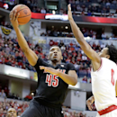 Louisville's Donovan Mitchell announces he's remaining in the NBA draft