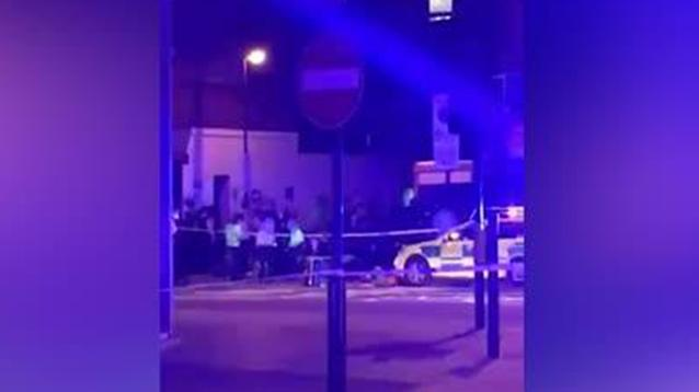 Several injuries reported in London's Finsbury Park after van hits pedestrians