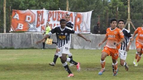 David Olaoye El Porvenir Berazetegui