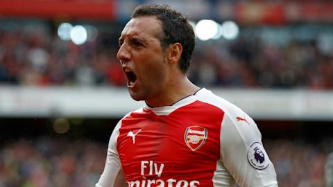 Arsenal's Santi Cazorla has ninth operation, delaying return
