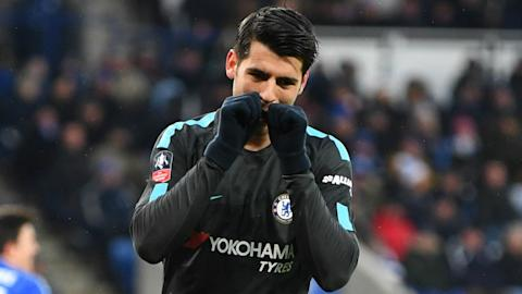 Real Madrid could re-sign Alvaro Morata from Chelsea FC