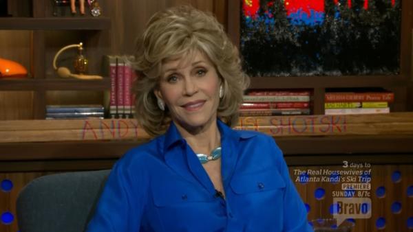 Jane Fonda Offers Lindsay Lohan Advice: 'Come Live with Me'