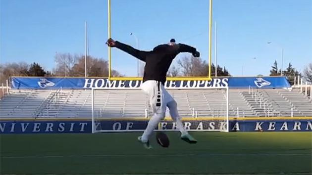 Patriots will try out kicker with 80-yard range