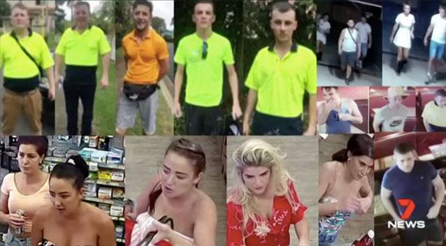 Irish group wanted over more alleged scams in Queensland