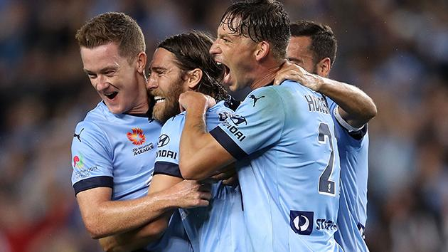 Sydney rout Perth to storm into A-League decider